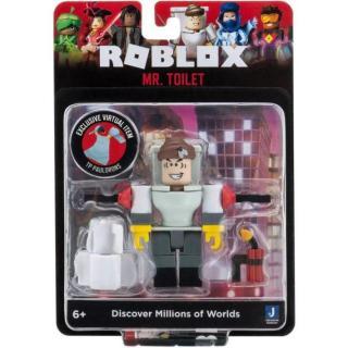 Roblox Action figurka Mr. Toilet W9   3 doplňky [HRAČKA]